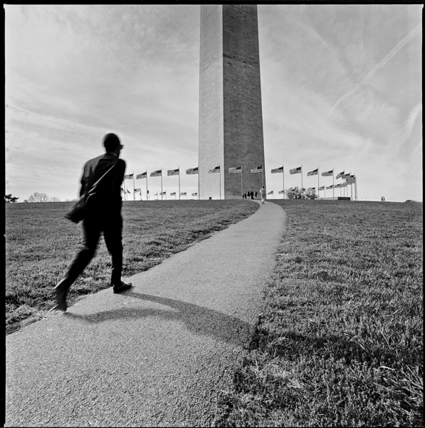 Washington Monument, Washington, DC, 1989