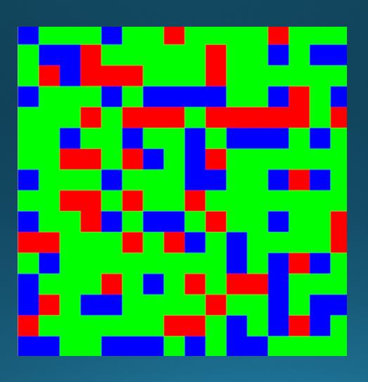 Kasson pattern