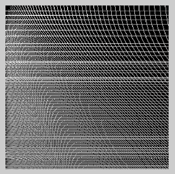 8 bit color space conversion error locations