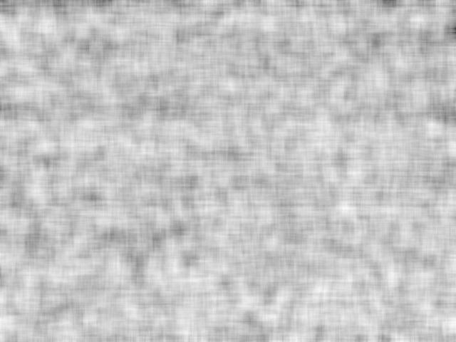 Corrected Image, square kernel, 216 pixels