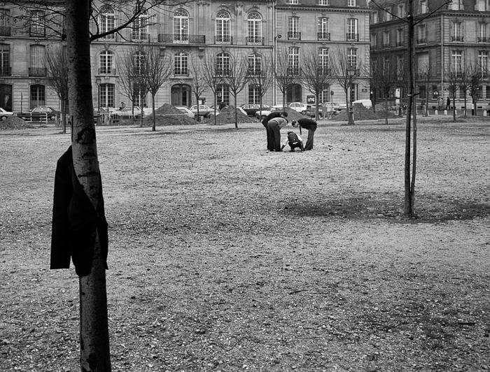 Boules, Paris, 1982