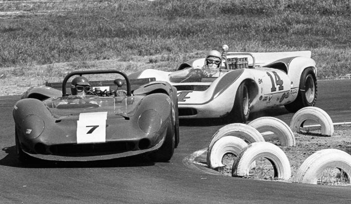Jack Millikan, Bud Morley, Turn 9