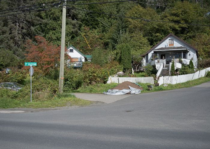 Somehow, 3rd Avenue doesn't seem like the right name for a street in a sleepy fishing village