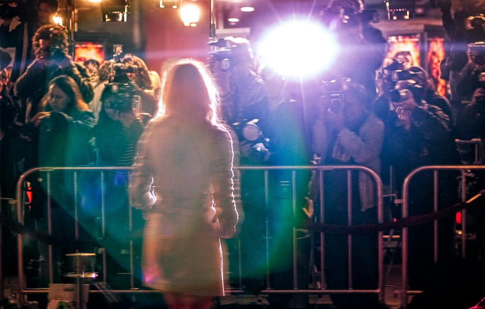 Opening, Blood Diamond, Hollywood, 2006