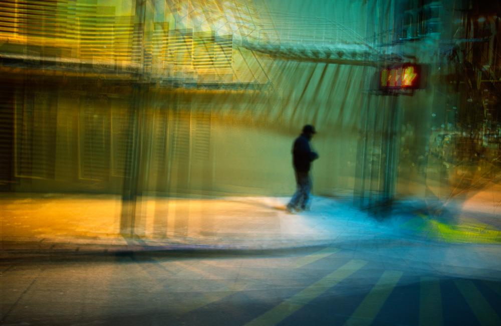 Pedestrian, North Beach, San Francisco