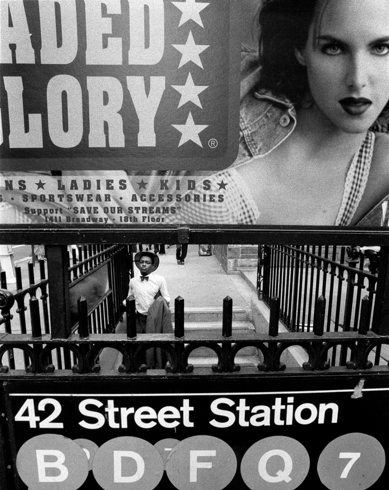 42nd Street Station, NYC, 1992