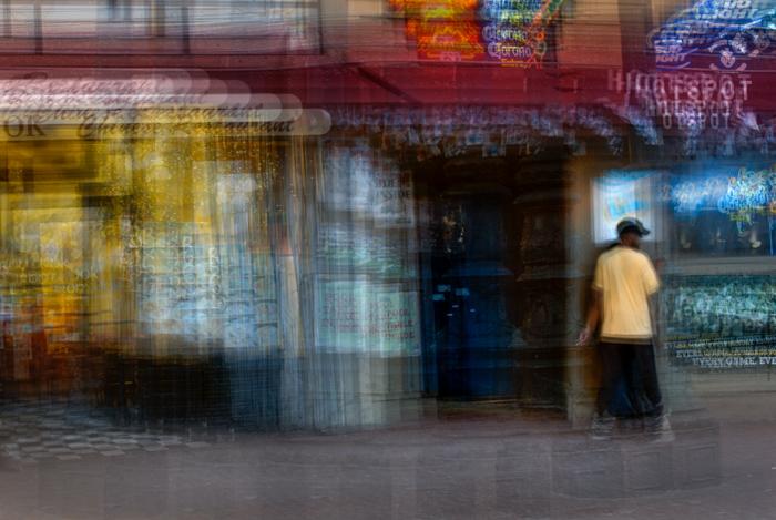 Couple on Market Street, San Francisco, 2010