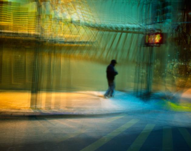 Pedestrian, North Beach, San Francisco, 2010