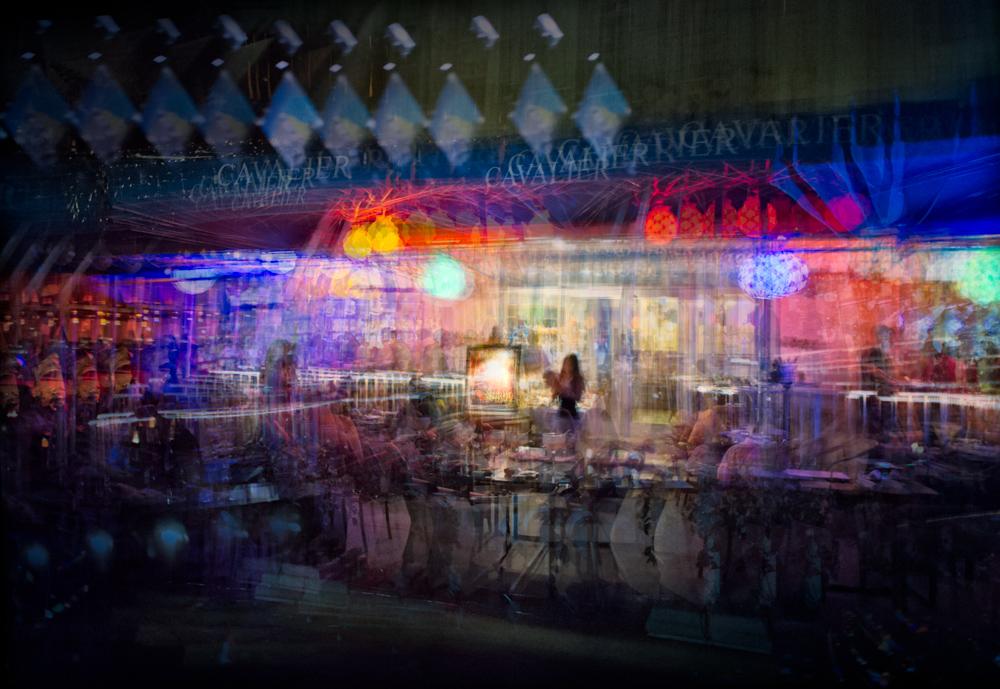 Hostess, Ocean Drive Restaurant, Miami Beach, 2012, Original