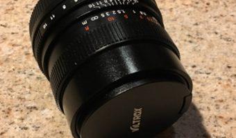 A dirt-cheap FE lens
