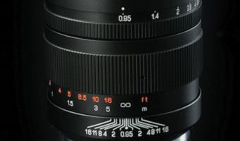 Mitakon Zhongyi Speedmaster 50mm f/0.95