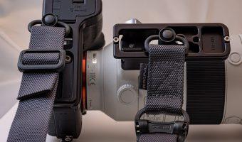 QD connectors and large lenses