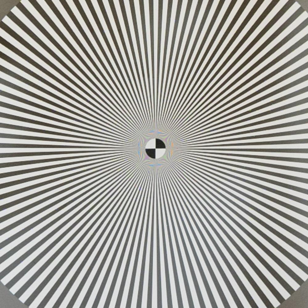 Visibility of aliasing GFX 50R, 100 aliasing in prints